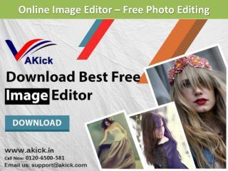 Online Free Image Editor - Akick Software