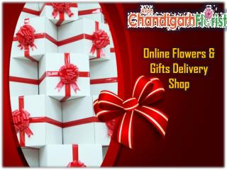 Birthday Flowers Delivery In Chandigarh