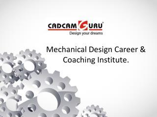 CADCAMGURU-Mechanical CAD design Institute in Pune