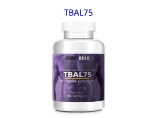 Best Muscle Gainer TBAL75