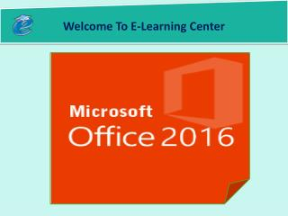 Microsoft Office 2016 Access