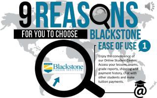 9 Reasons to choose blackstone