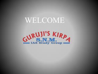 Guruji's Kripa SNM IAS Academy in Chandigarh News