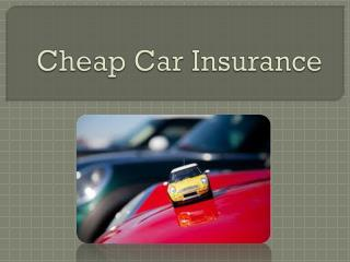 5 Tips To Get Cheap Car Insurance For Young Drivers