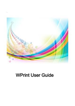 pdf file 3d printer