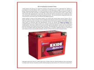 Buy Amazing Car Amaron,Exide,Luminous,sukam Battery at very low prices