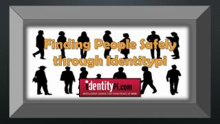 Finding People Safely Through Identity PI