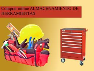 Comprar online ALMACENAMIENTO DE HERRAMIENTAS