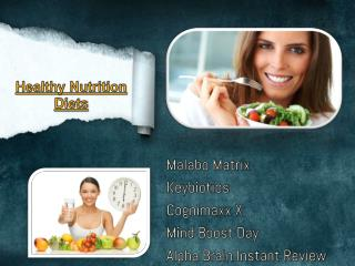http://www.healthynutritiondiets.com