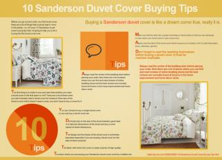 10 Duvet Cover Buying Tips