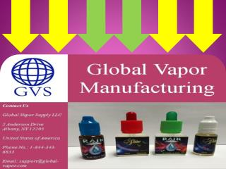 Wholesale E Liquid And VG Liquid
