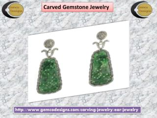 Get Your Carved Gemstone Jewelry