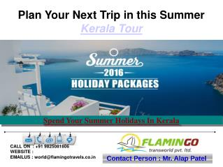 Explore The Mysterious Beauty Of Kerala By Kerala Tours