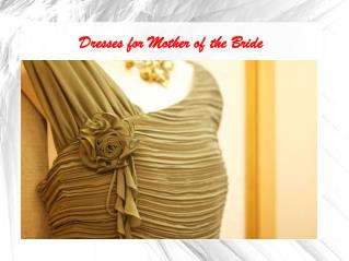 Mother Of The Bride Dresses - MotherOfTheBride