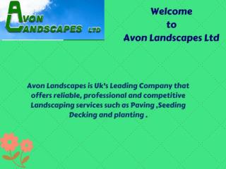 Landscaping Somerset