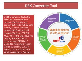 DBX Converter Tool