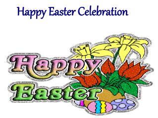 Easter Celebration 2016