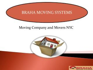Professional Movers NYC