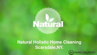 Natural Home Cleaning, Larchmont NY