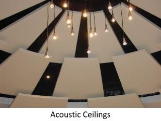 Acoustics in UAE