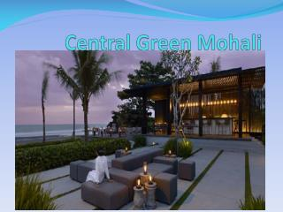 Central green mohali