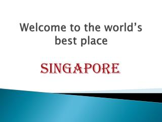 Study in singapore , Study Abroad Consultant ,MBA From Singapore