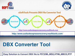 DBX File Converter
