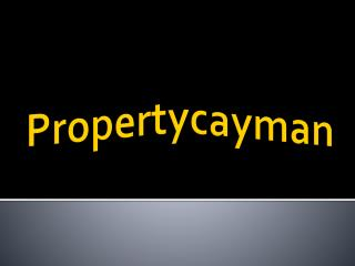 Condos for sale in cayman
