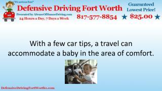 Car Tips & Babies