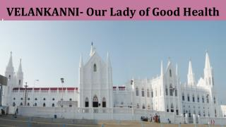 PLACES TO VISIT IN VELANKANNI