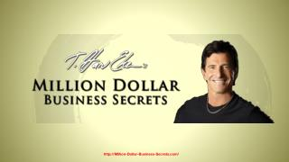 T. Harv Eker's Million Dollar Business Secrets - Reviews & Bonuses