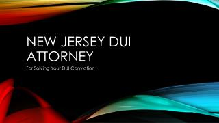 After A DUI In New Jersey Can I obtain A Hardship License