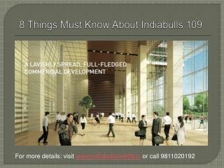 8 Things Investors Needs To Know About Indiabulls 109