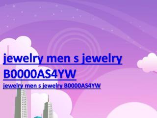jewelry men s jewelry B0000AS4YW
