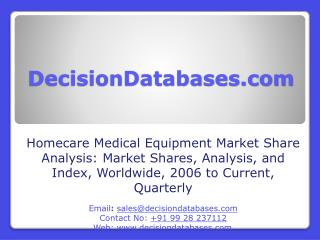 Homecare Medical Equipment