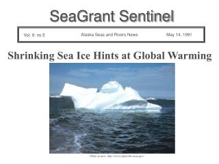 Arctic Sea Ice Is at Record Lows, Says NASA
