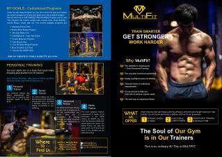 Fitness Studio & Jeet Kune do