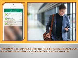 Task Reminder App iPhone