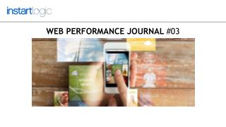 Web performance journal 03