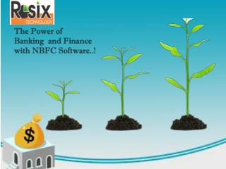 NBFC Management Software development company