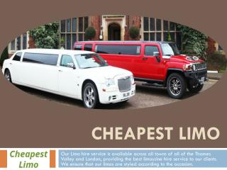 How Limo Hire London Can Make all the Difference