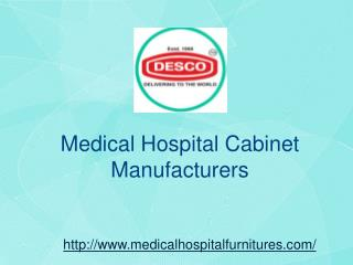 Medical Hospital Cabinet