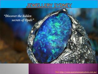 Jewellery Sydney
