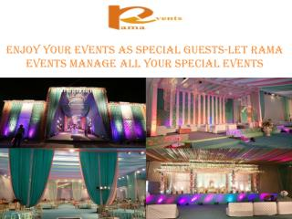 Wedding Planners in Delhi- make your wedding experience unforgettable