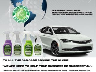 Pearl Global a professional company for your car care