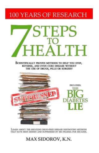 7 Steps To Health And The Big Diabetes Lie Preview