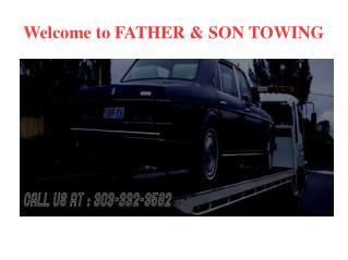 24 Hours Towing Service, Tow Truck and Roadside Assistance Littleton and Denver CO
