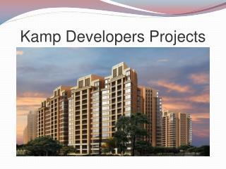 Kamp developers projects