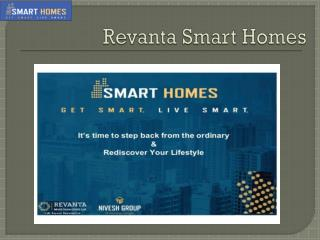 Revanta Smart Homes