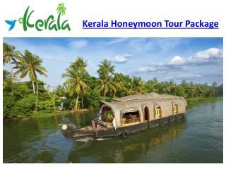 Kerala Honeymoon Tour Package